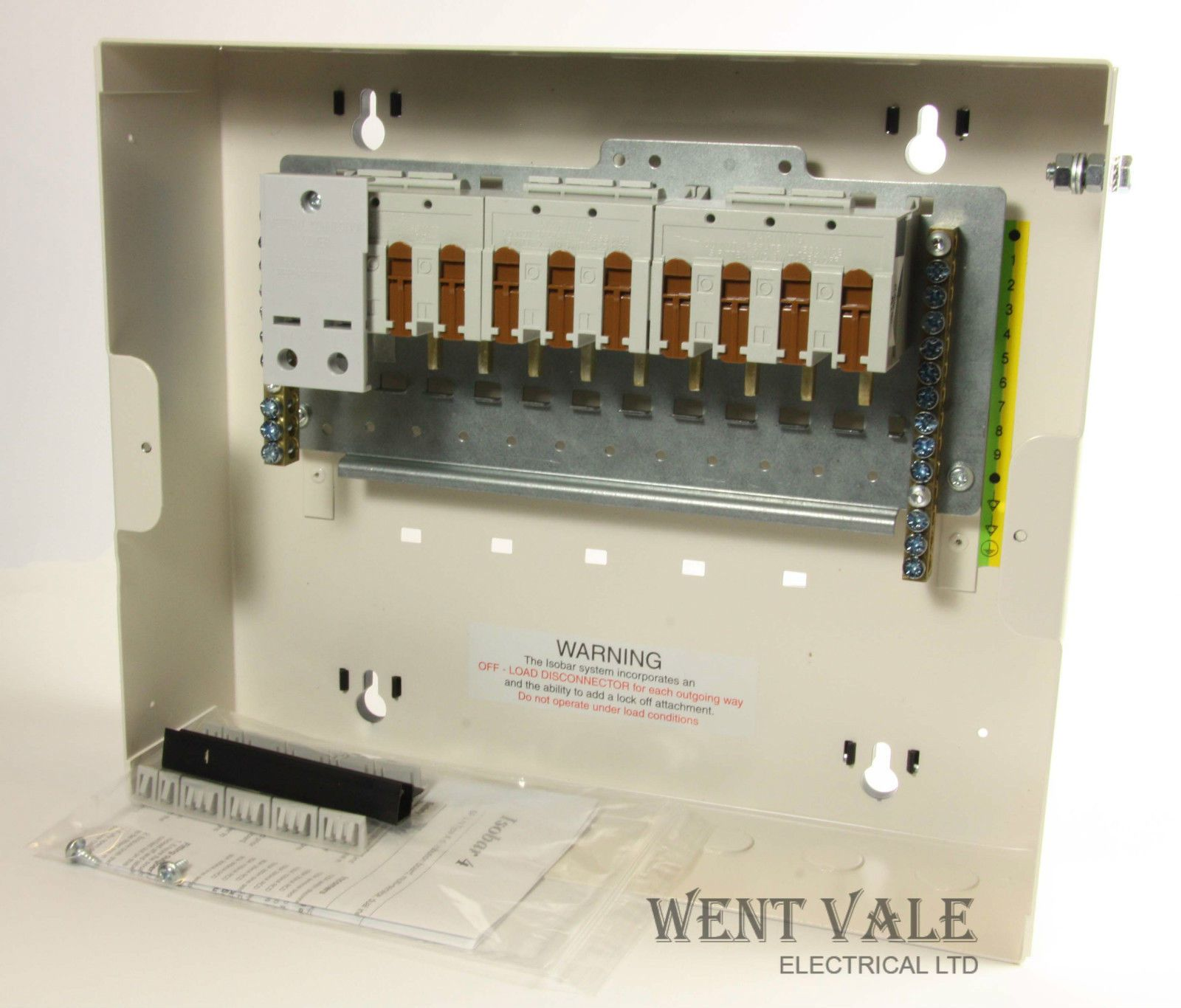 electric switch wiring with Schneider Isobar 4c Mgan 9 9 Way Single Pole Neutral Distribution Board New 12491 P on mander 2000 Remote Control further Solutions 3 furthermore 5230453k70a7fb41 besides Aircraft Electric System Testing in addition Tenby Saxon 7600 6a White Moulded Ceiling Rose New 5201 P.